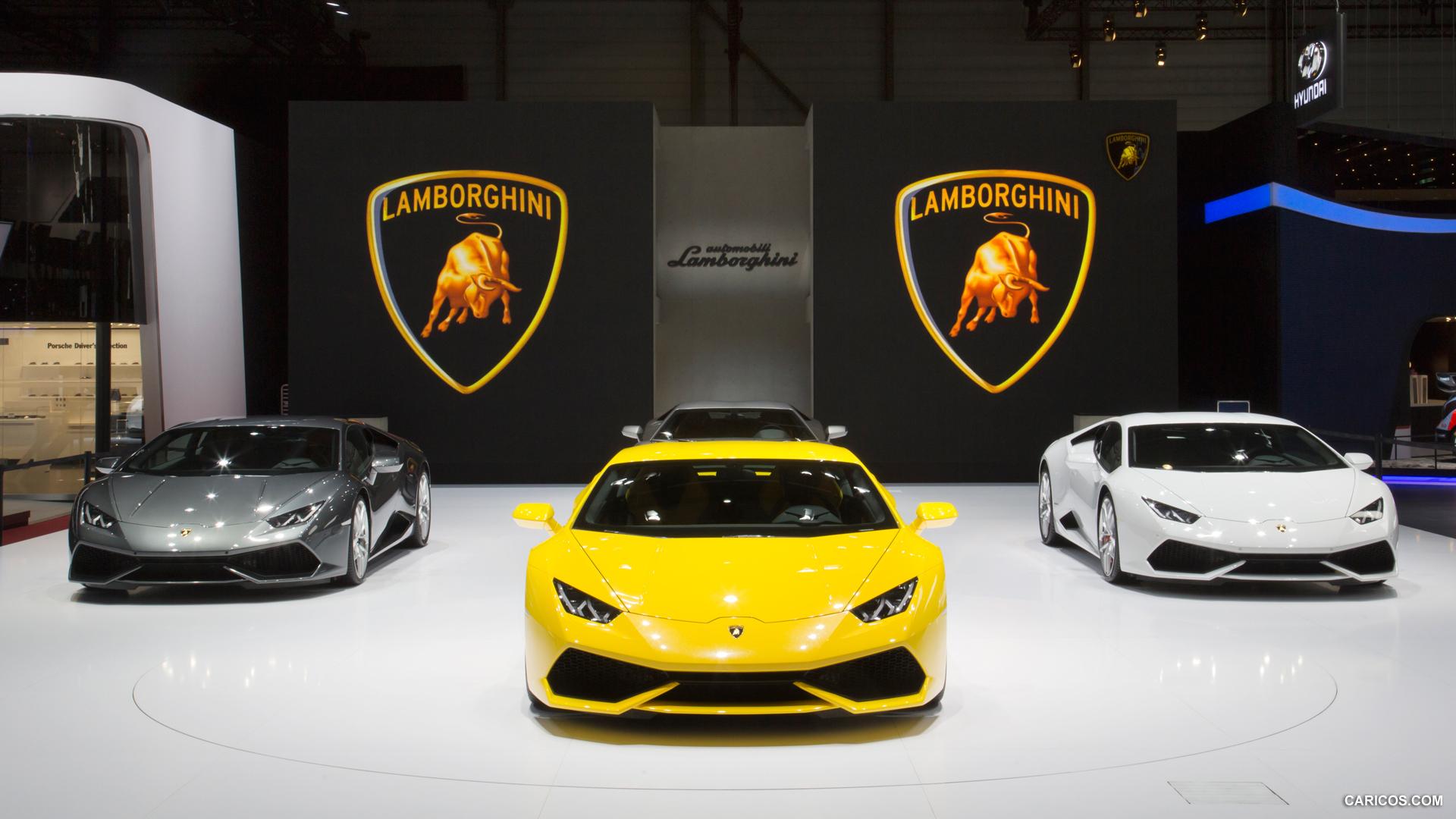 Lamborghini La Plus Sportive Des Voitures De Luxe